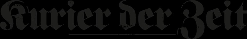 Logo Kurier der Zeit